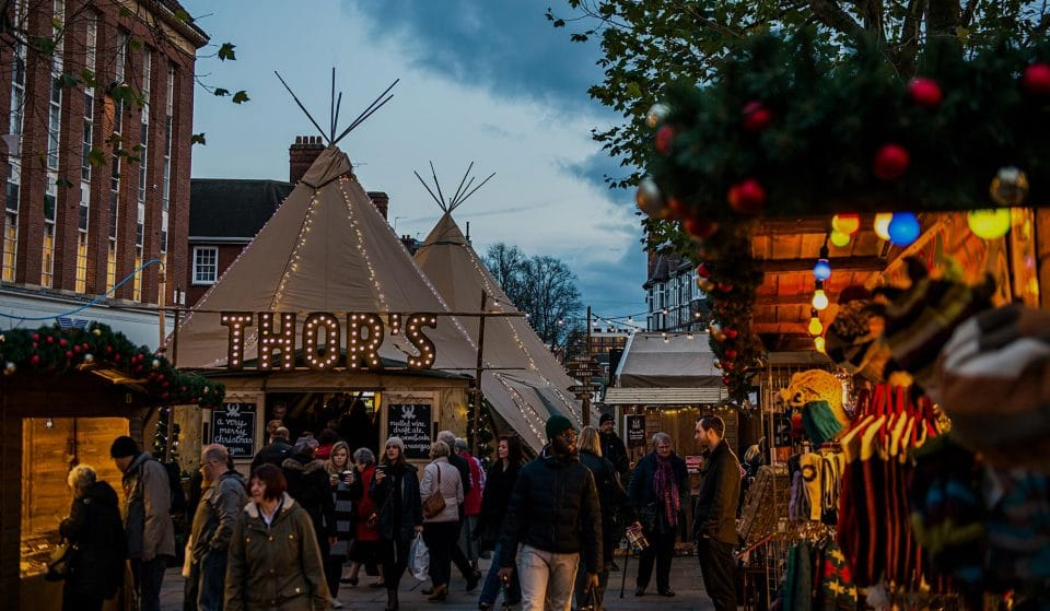 A Cosy, Viking-Inspired Tipi Bar Has Opened by Warren Street