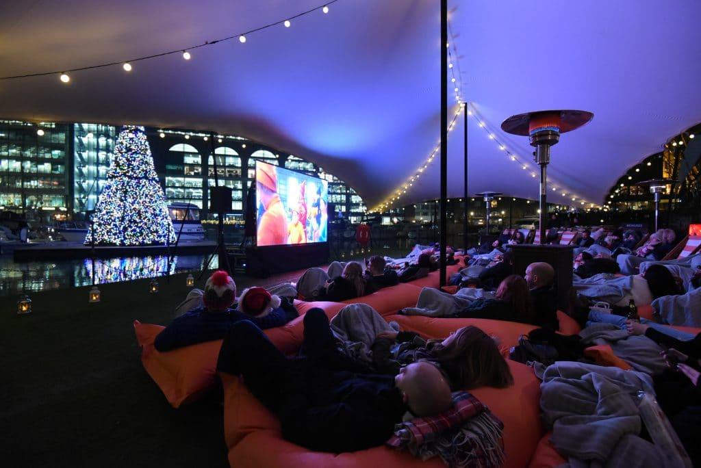 St Kat's Christmas Cinema 3