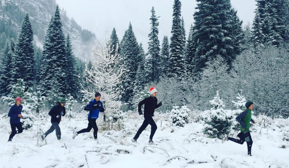 The Secret London Guide To Winter Exercise