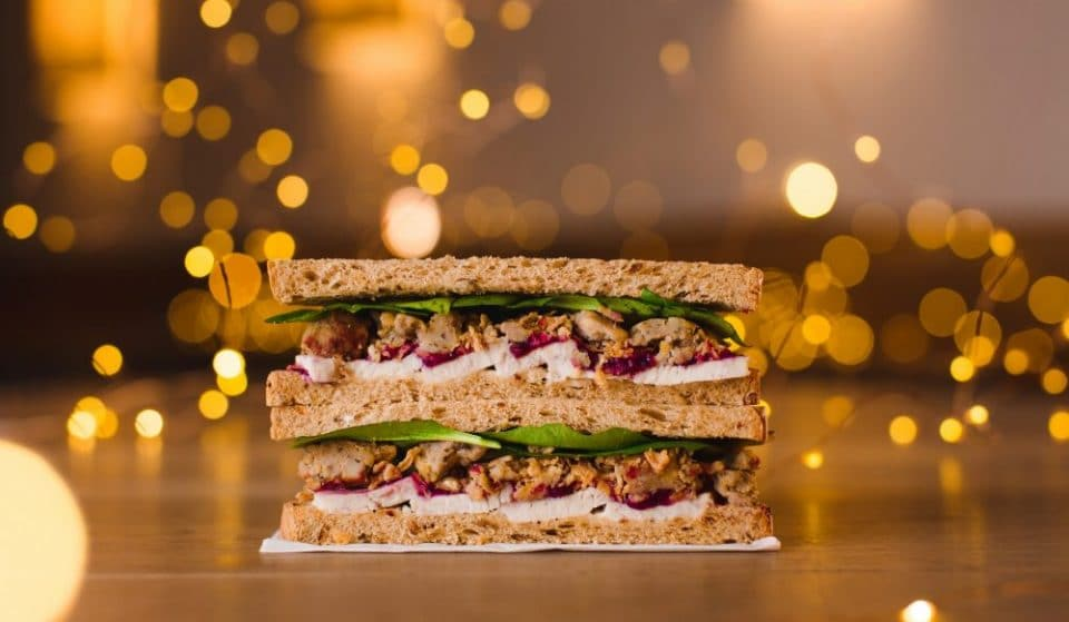 Pret's Christmas Sandwich Is Back Today (And There's A New Vegan One)