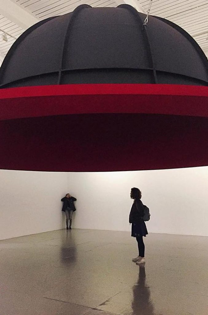 Anish Kapoor At the Edge Of The World