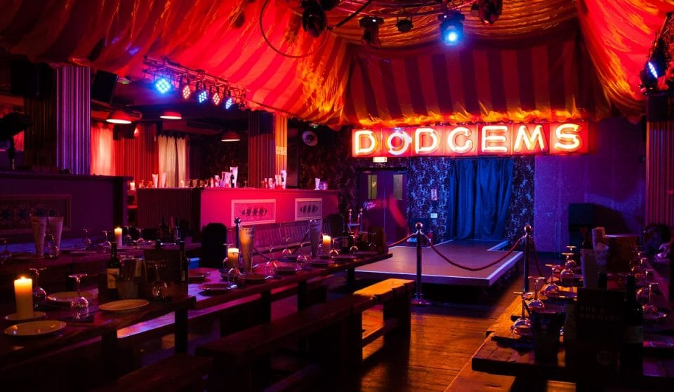 The Quirky West London Pub With Its Own Circus Big Top • The Aeronaut