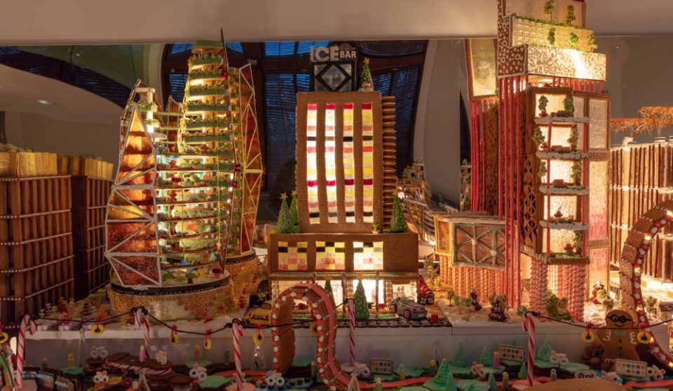 This Amazing Gingerbread City Is Coming To London In December