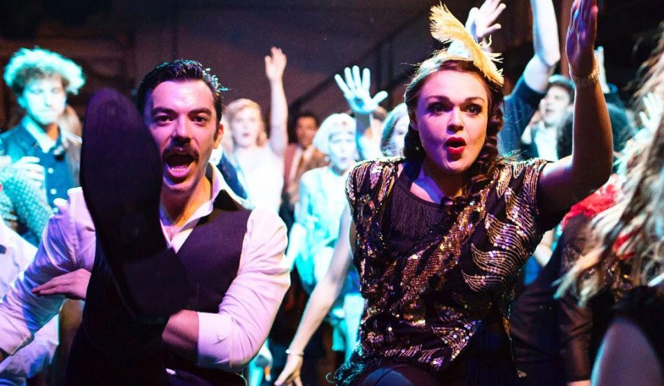 Live It Up Like Gatsby At This Immersive New Year's Eve Party