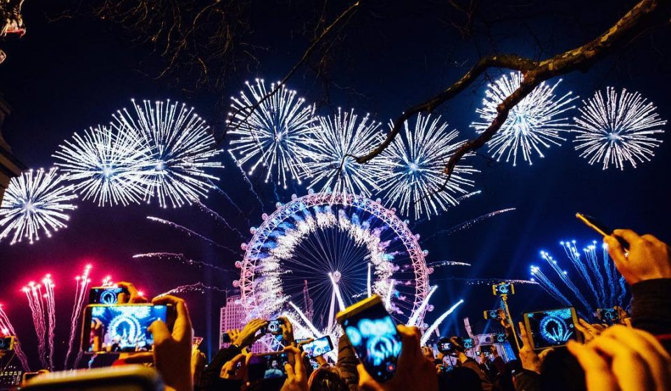 5 Places To Watch The New Year's Fireworks For Free