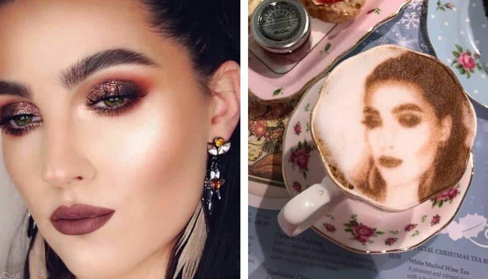 A London Café Now Offers A Selfie Cappuccino