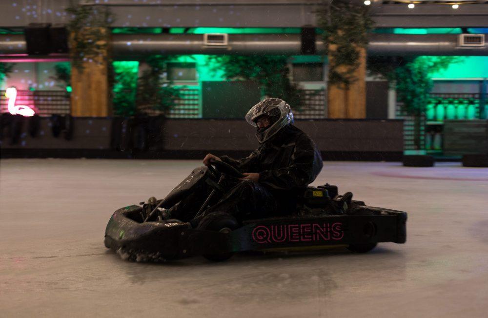 ice-karting