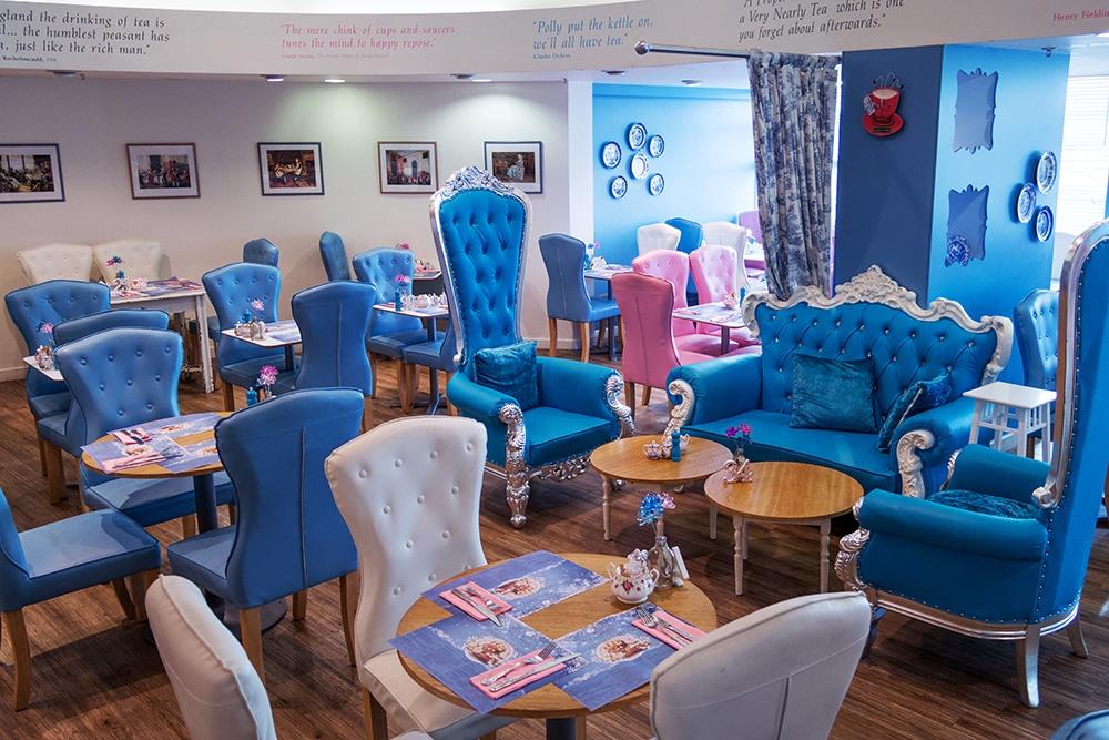 This Regal London Restaurant Has A Royal Wedding-Themed Menu