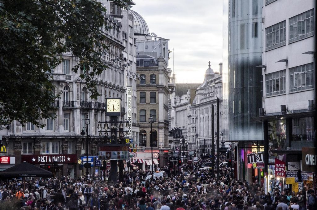 Leicester Square Is Getting A Makeover In The New Year