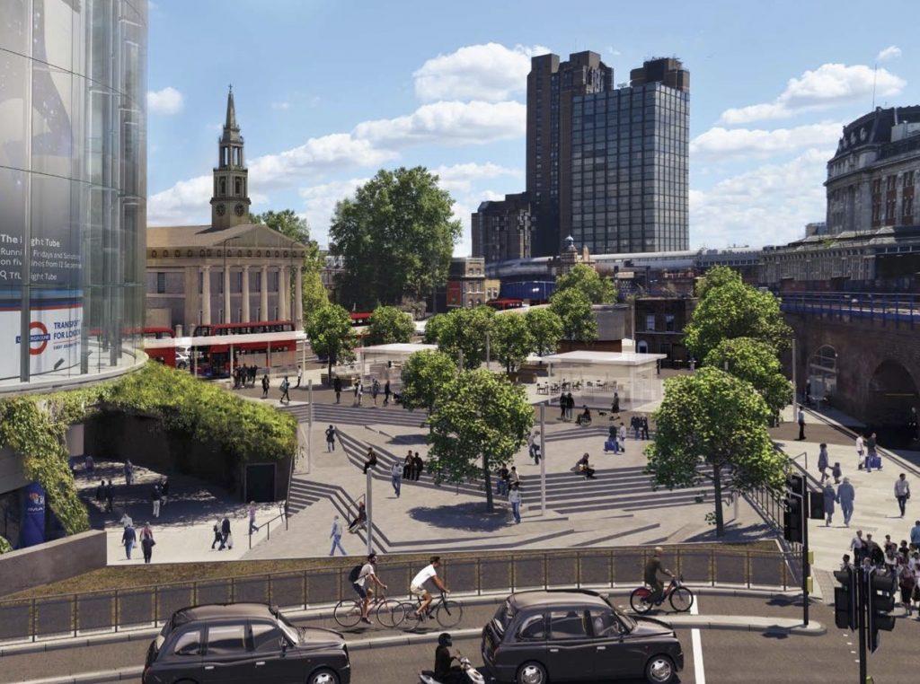 Plan To Make Waterloo Roundabout Less Terrifying Revealed