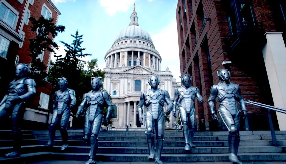 There's A London Walk Just For Doctor Who Obsessives