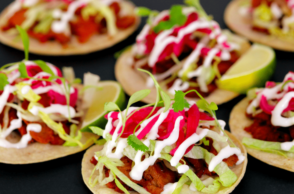 An All-You-Can-Eat Vegan Taco Party Is Coming To East London