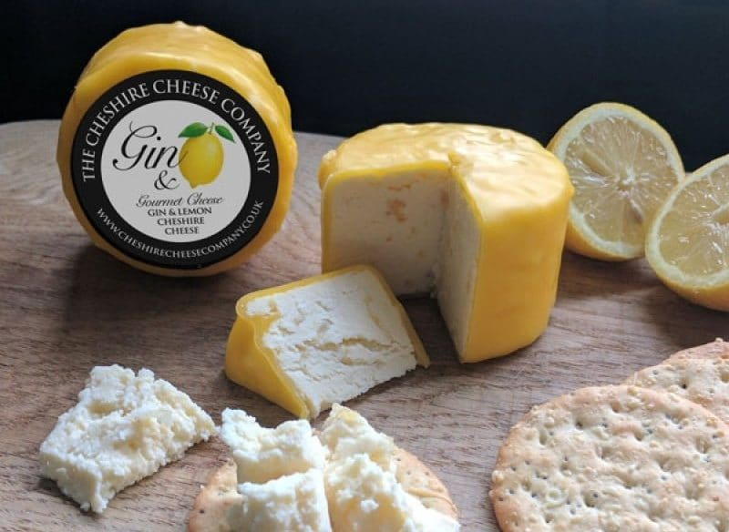 Gin-Flavoured Cheese Is A Thing And You Need It For Your Christmas Cheeseboard
