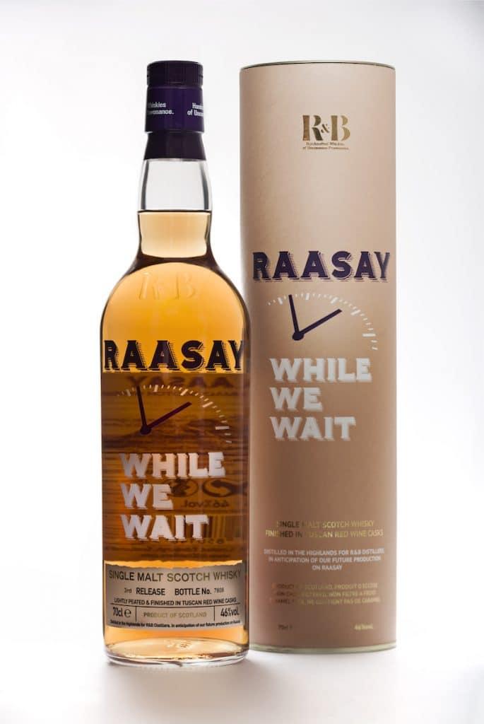 Raasay While We Wait Bottle (2)