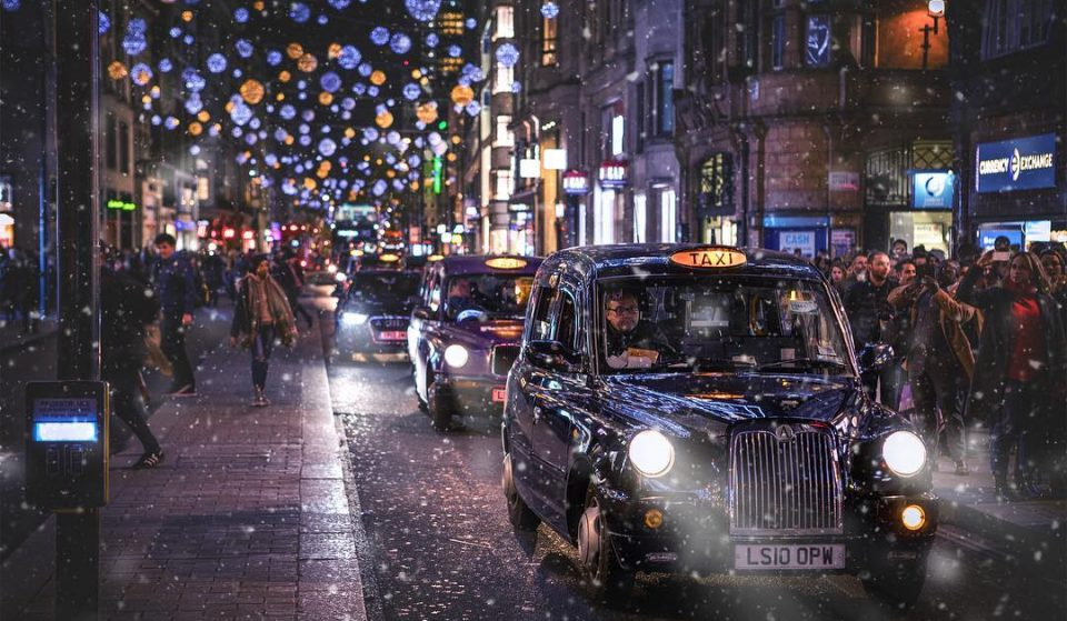 Yay, It's Snowing In London And We're Loving It
