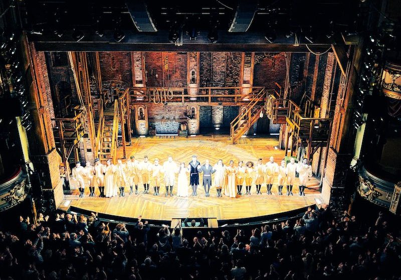 Hamilton Debuted In London Last Night And The Crowd Were Losing It