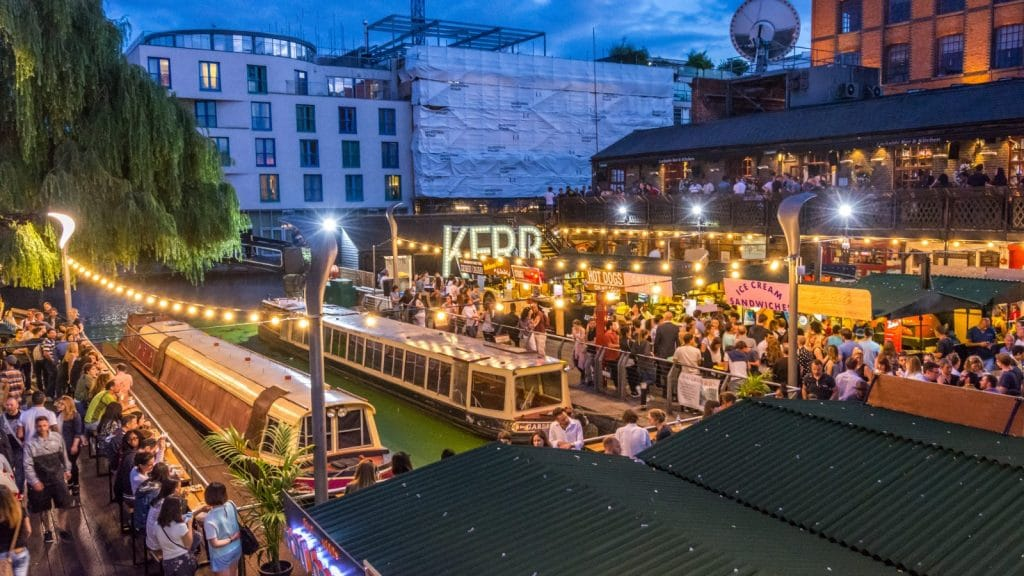 Here's What's Happening At Camden Market This Christmas