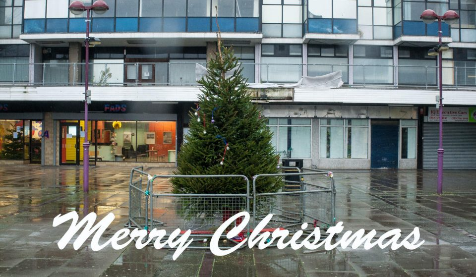 These Very Bleak London Christmas Cards Are Perfect For Nihilists