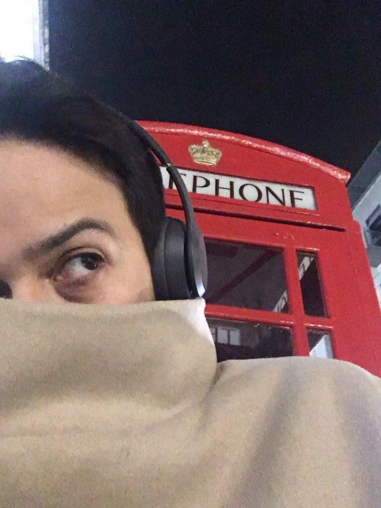 Lin Manuel Miranda Hamilton London