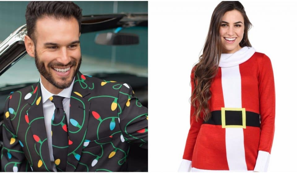 17 Christmas Outfits You Need For The Office Christmas Party