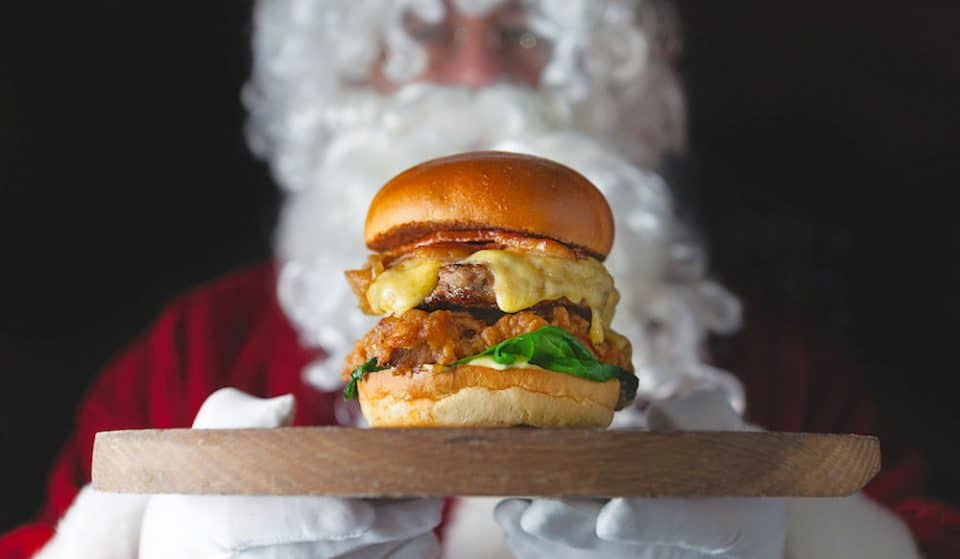How To Make Hawksmoor's Famous Christmas Burger At Home