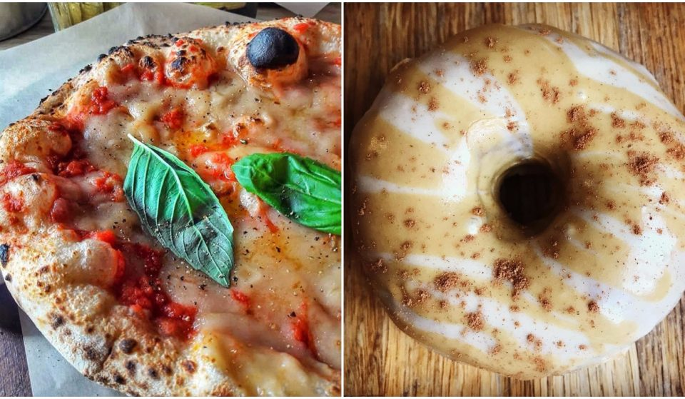All-Vegan Pizza And Doughnuts Are Coming To London