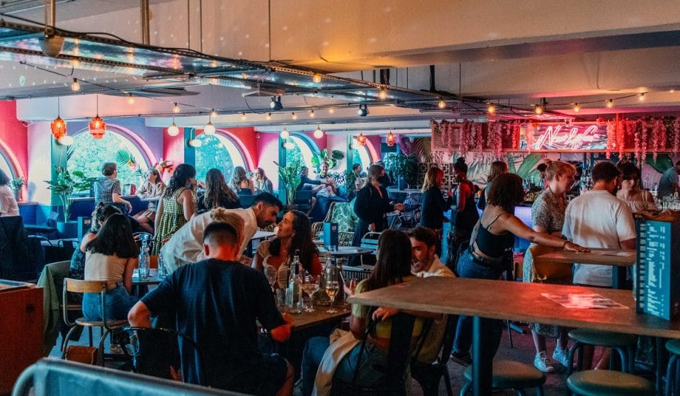 The Food & Drink Hotspot Inside A Multi-Storey Car Park • Peckham Levels