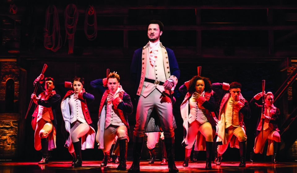 Hamilton Is Still Tearing Up The West End (And We've Got The Tickets)