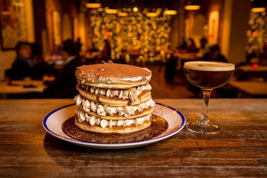Espresso Martini Pancakes Are Coming To London