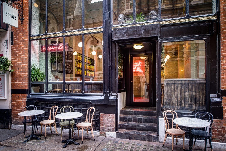 The Best Coffee Shops In Covent Garden - Secret London