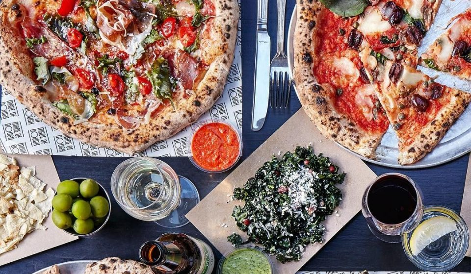 London's Best Pizzerias Are Teaming Up For A Massive Pizza Party