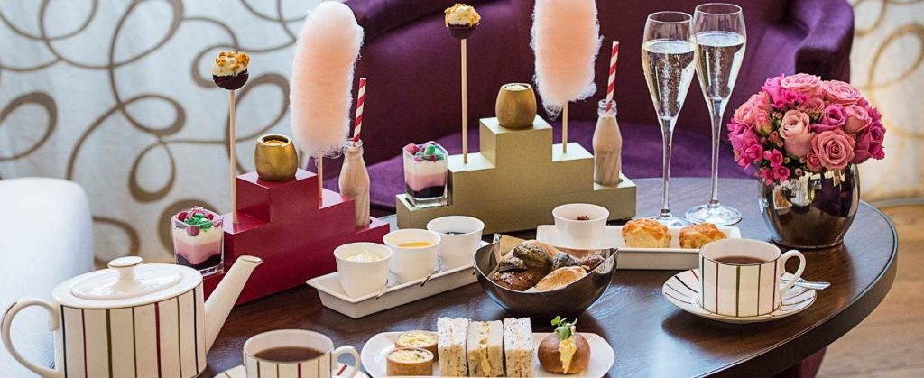 This Charlie And 'The Chocolate Factory' Afternoon Tea Is Just The Ticket • One Aldwych Hotel
