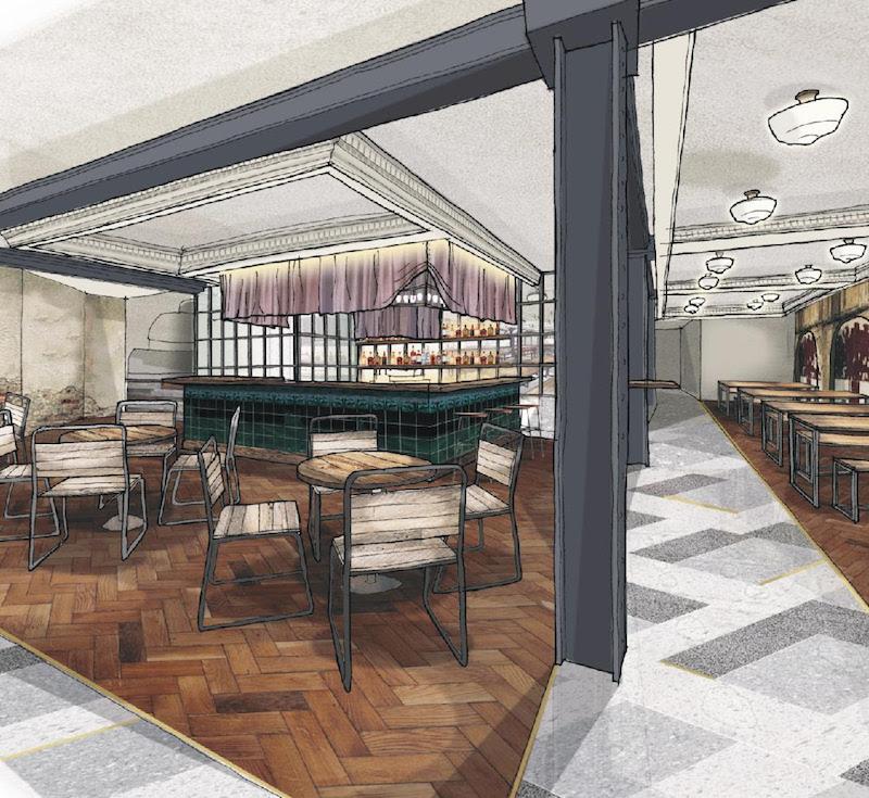 Victoria Food Hall