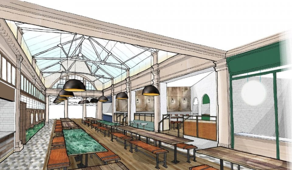 Three Epic New Food Halls Are Opening In London This Year