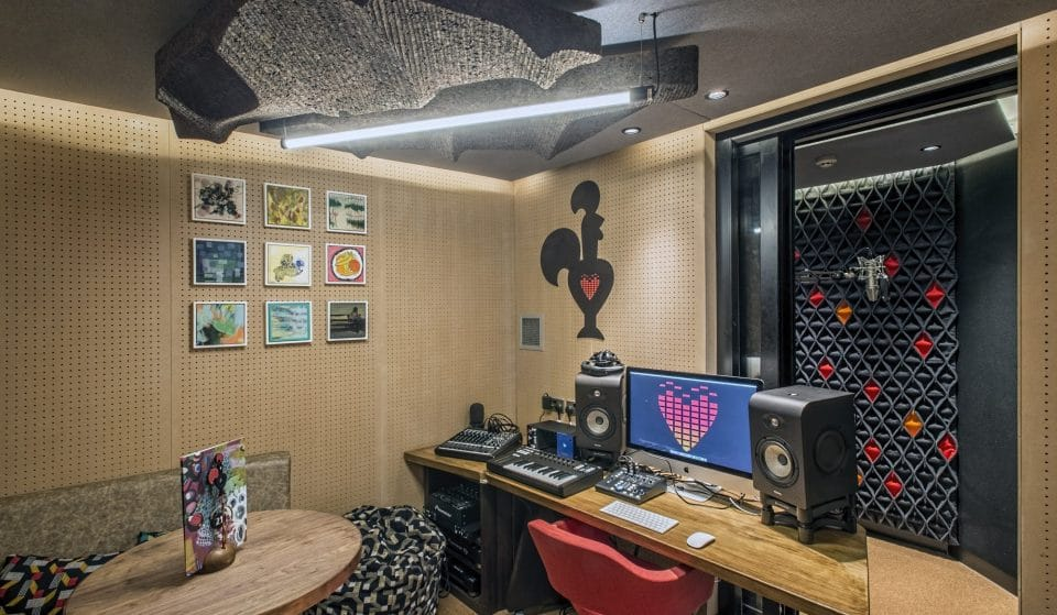 Nando's Have Opened A Free Recording Studio In Soho