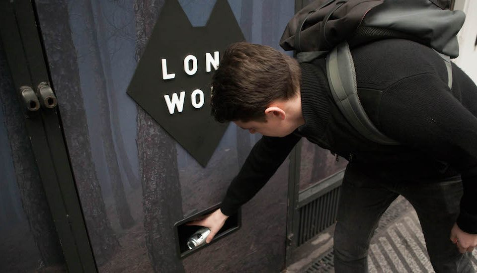 Grab A Free Gin And Tonic From An Old Street Vending Machine