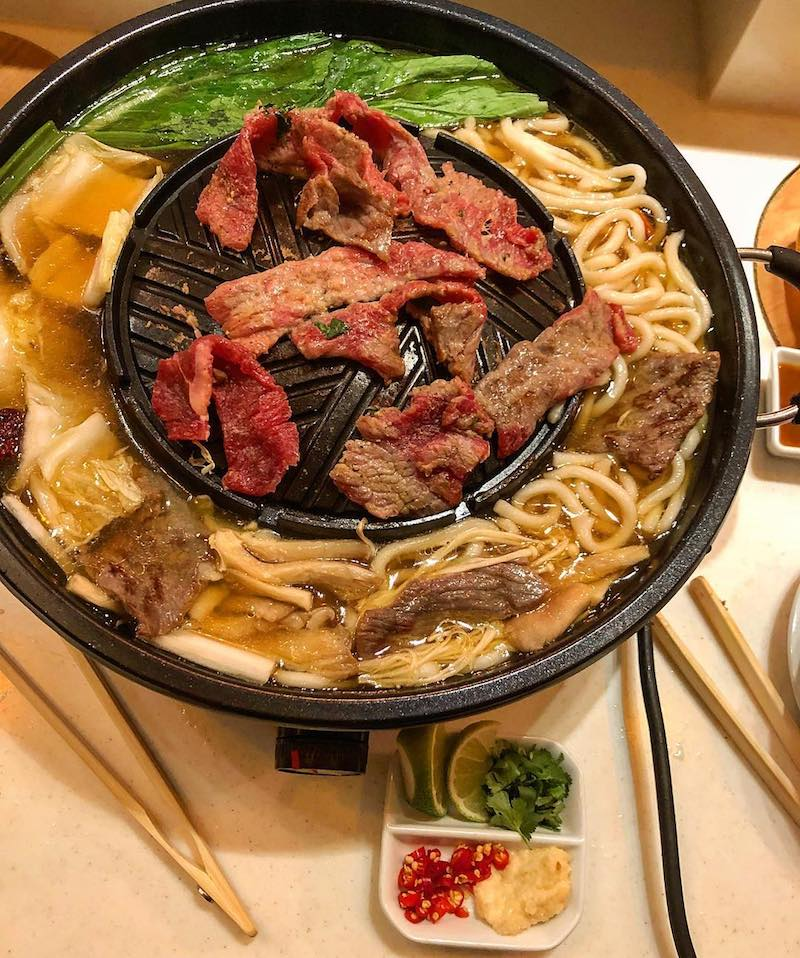 BBQ restaurant Chinatown London
