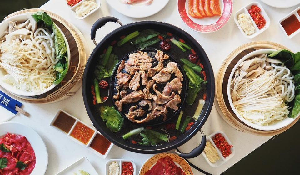 BBQ Your Own Food Thai-Style At This Chinatown Pop-Up • Mookrata