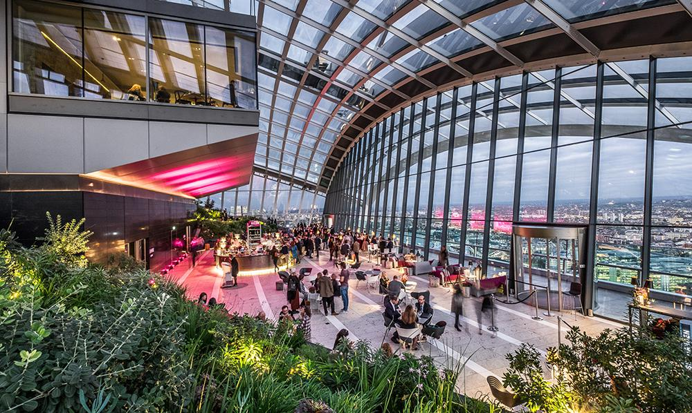 Sky Garden: See Free Views Of London From The Top Of A Skyscraper