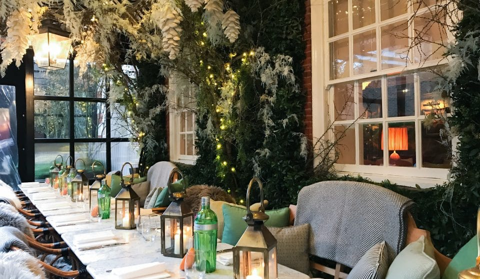 Pair Gin With Fine Dining At This Stunning Supper Club Series
