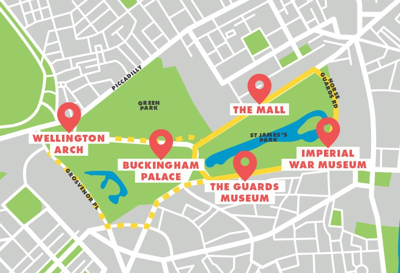 6 London Running Routes For A Quick Lunchtime Jog