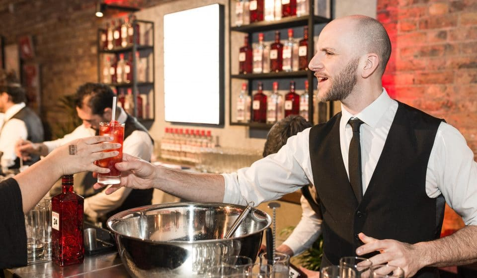 Taste The Best Gin Cocktails In The World At This Unbelievable Competition