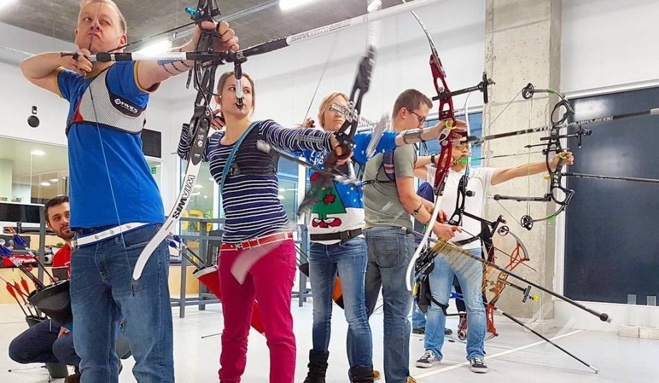 Channel Your Inner Katniss At This South London Archery School • ArcheryFit