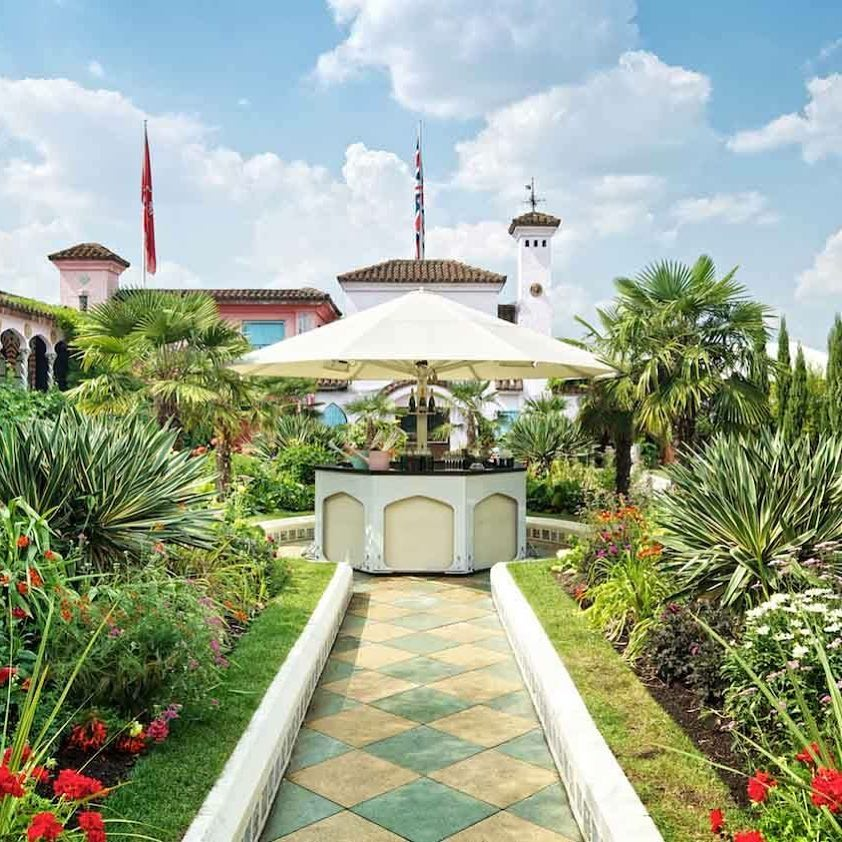 Kensington Roof Gardens Have Closed, And London Is Sad About It