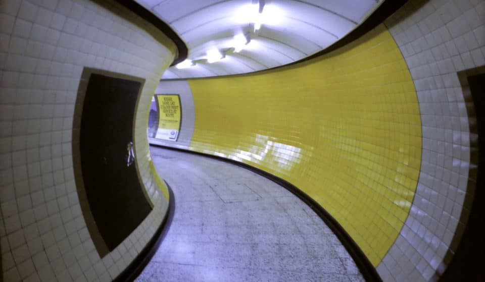 Now You Can Go On A Treasure Hunt On The Tube