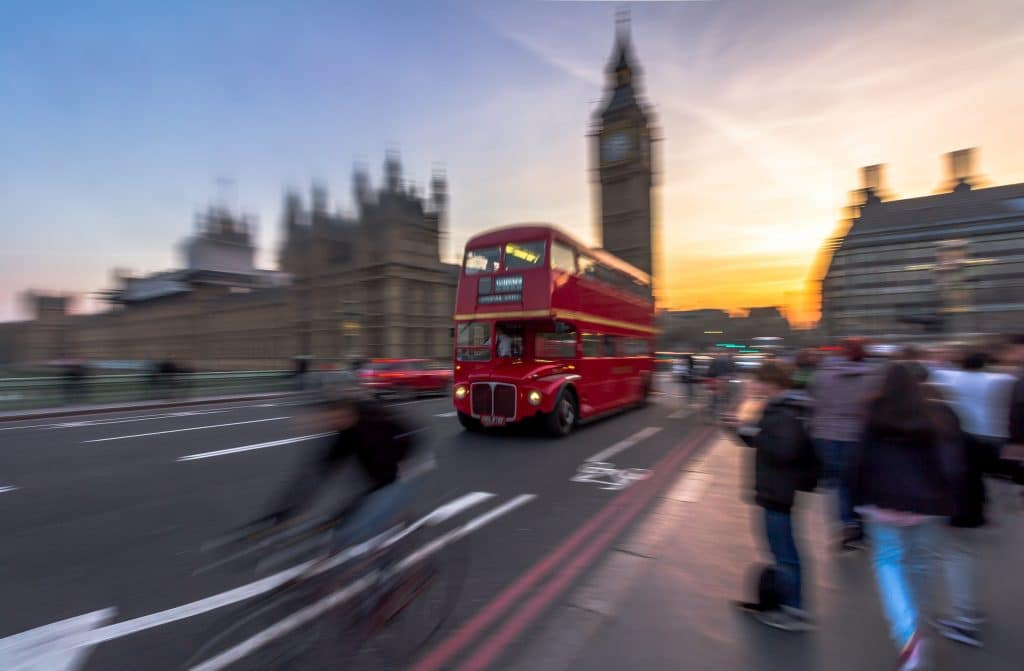 London's One-Hour 'Hopper' Bus Fare Will Go Unlimited This Month