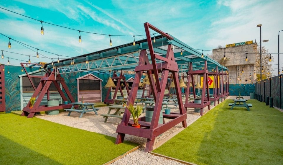 East London's Moroccan-Themed Terrace Is A Gorgeous Summer Hotspot