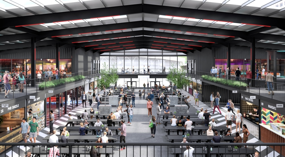 Boxpark's Biggest Ever Venue Is Launching In North West London Next Week