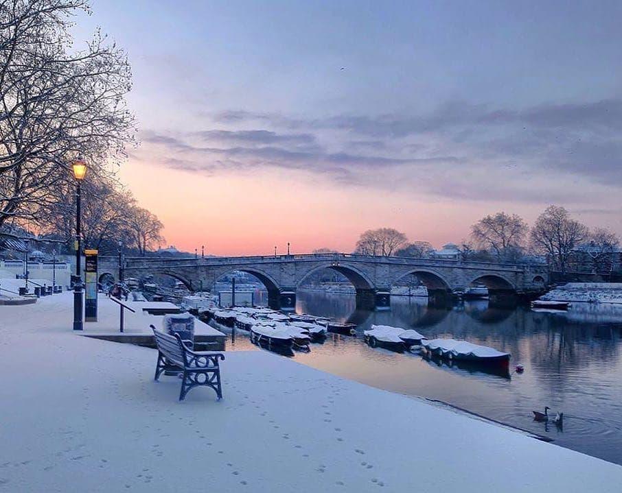 Snow Weather London