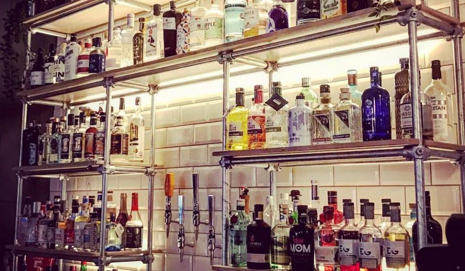 The South London Bar With 100 Different Gins To Try • Gin & Beer